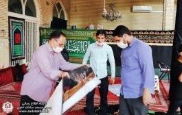 گزارش مراسم سیاه پوشان مسجد سادات اخوی