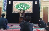 گزارش مراسم عزاداری شهادت امام حسن (ع) و حضرت رقیه (س)