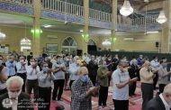 برگزاری نماز عید فطر سال 99
