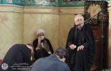 گزارش مراسم عزاداری سید الشهدا در صحن مسجد محرم سال 99