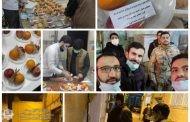 گزارش تصویری ویژه برنامه ولادت حضرت زینب (س) و روز پرستار و شب یلدا